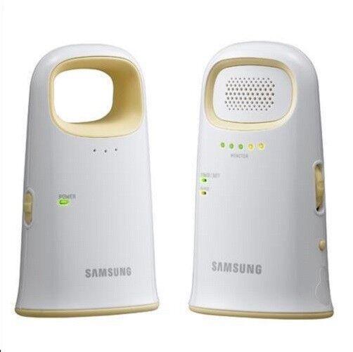 Samsung Secured Digital Wirelss Baby Audio Monitor
