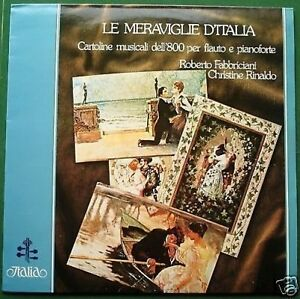 Le-Meraviglie-dItalia-Roberto-Fabbriciani-Flute-LP