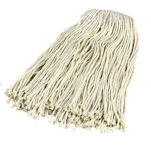 HEAVY DUTY Home Commercial Cotton Wet MOP HEAD Natural FIBER