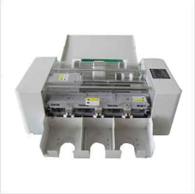 Full-auto A3 Card Cutter Name Card Slitter Business Card Cutting Machine Bi