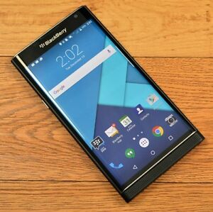 Blackberry priv up for trade
