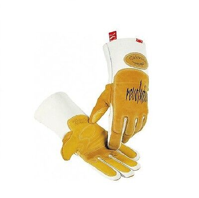 Flame Resistant Gloves - Caiman® Revolution® Flame Resistant Welding Gloves 1812-XL SIZE XL NEW!