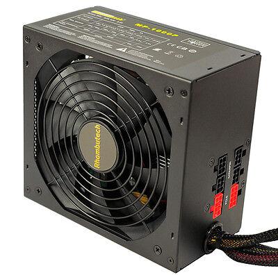 Teile, Computer-netzteil (1000 WATT MODULAR ATX W PC Computer Netzteil SATA PCI-E 14 cm Lüfter 80+ Werte)
