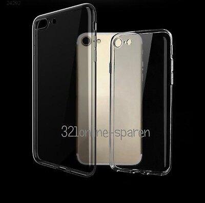 iPhone 7/7 Plus Crystal Clear Silikon Bumper Schutz Hülle Case ✔️DE-Händler✔️ Crystal Clear Schutz