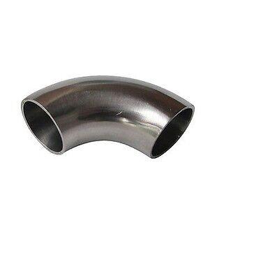 4 Sanitary Stainless Steel 90 Elbow Short Radius 316l