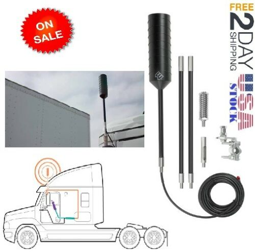 WeBoost Wilson Electronics 4G Cell Phone Cellular Antenna Signal Booster Truck