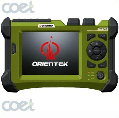 1625 PON OTDR TR600 SS24AF OTDR 32/30/28dBnm test for active fiber pass splitter