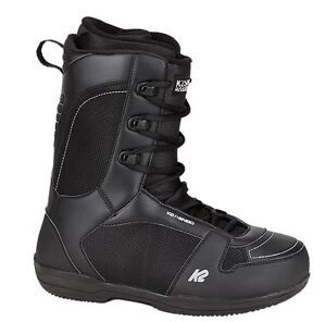 DC and K2  snowboard boots