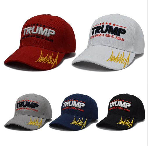 NEW Embroidered MAGA TRUMP 2020 Cap With American Clothing, Shoes & Accessories