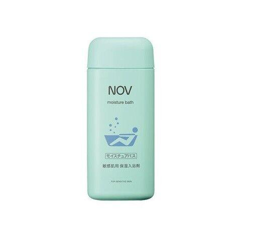 Made in JAPAN NOV Moisture bath salt 400g Fragrance-free and