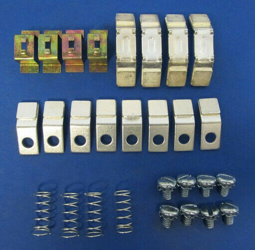 546A301G2 General Electric Replacement Contact Kit, Size 1 / 4 Pole Kit