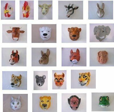 n: Hase Affe Elefant versch.Modelle (Elefant Maske)