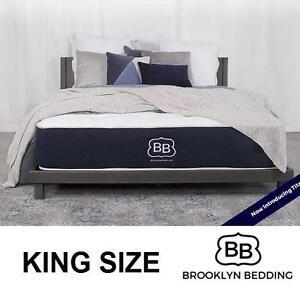NEW BROOKLYN BEDDING KING MATTRESS - 123722597 - MEDIUM COMFORT LEVEL