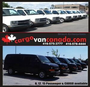2009 Savana EXPRESS PASSENGER vans - several in stock! Kitchener / Waterloo Kitchener Area image 2