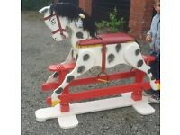 Rocking Horse Traditional