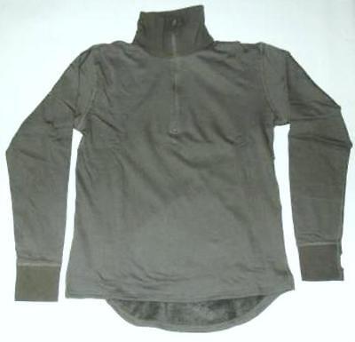 Funktionsrolli Rollkragenshirt Longsleeve Military Style BW oliv BW Gr.S online kaufen