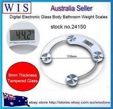 180Kg Personal Electronic Glass Body Bathroom Gym Weight Scales Dandenong Greater Dandenong Preview