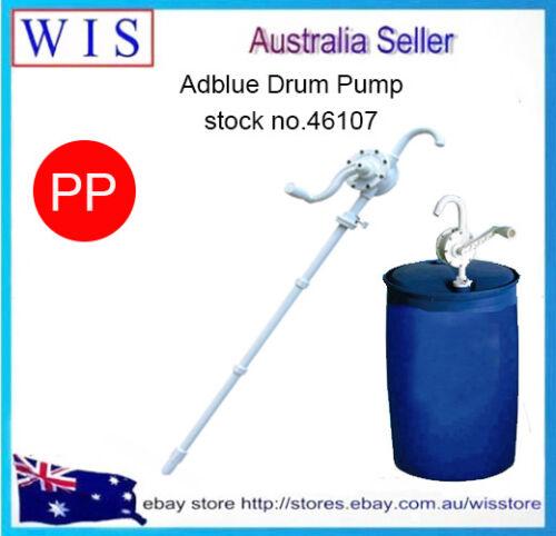 Rotary Barrel Pump suitable for AdBlue,Uric Acid & Water,Adblue Drum Pump-46107