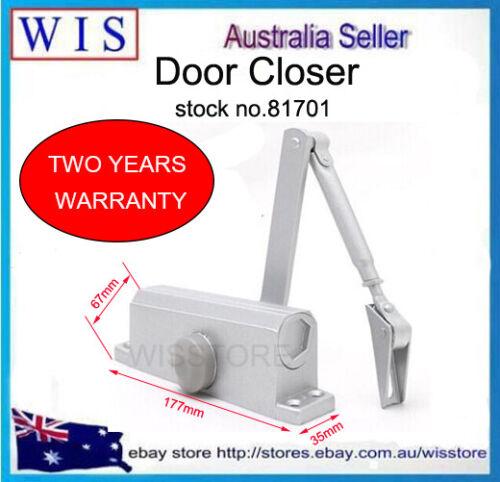 Parallel Arm Bracket Door Closer,Hold 50Kg Hydraulic Automatic Door Closer-81701
