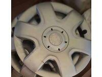 Skoda reels trims/cover hub cap