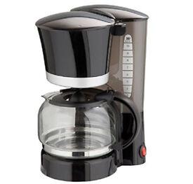 Cookworks Filter Coffee Maker - Black