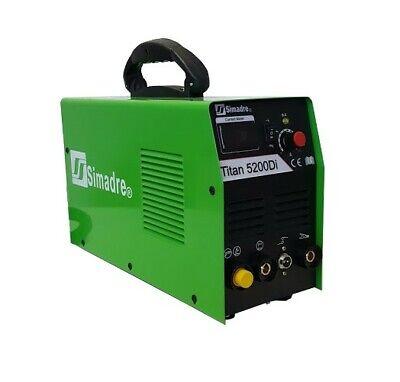 Plasma Cutter 50a Simadre Igbt 520d 110220v 200a Tig Mma Arc Welder Power Torch