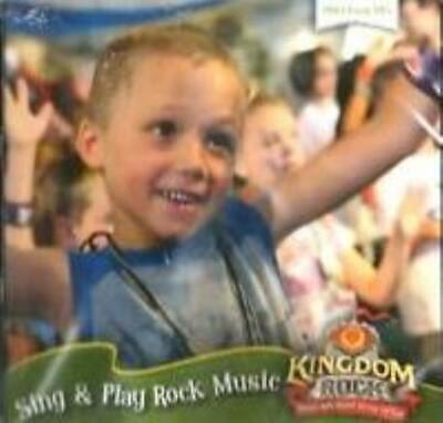 Kingdom Rock: Sing & Play Rock Music 2013 Easy VBS w/ Artwork MUSIC AUDIO CD God](Kingdom Rock Vbs)