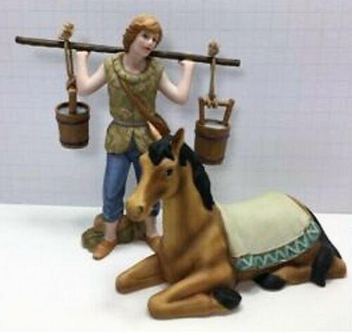 HUMBLE PEASANT / LOYAL HORSE - KINKADE STAR of HOPE NATIVITY (N164)