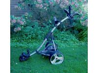 Motocaddy Electric Golf Trolley S1
