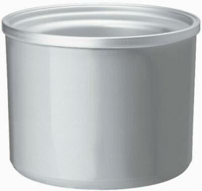 Cuisinart ICE-30RFB Freezer Bowl, 2 quart, Silver   2 Quart Freezer Bowl