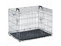 Good quality sturdy cage/crate for medium sized dog.