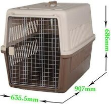 Extra Large IATA Airline Approved Pet carrier crate Airport West Moonee Valley Preview
