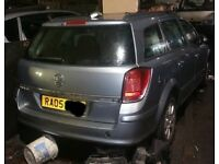 Vauxhall Astra Estate O/S Rear Light (2005)