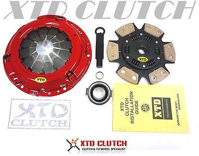 XTD STAGE 3 RACE CLUTCH /& XLITE FLYWHEEL KIT 94-01 INTEGRA CIVIC Si DEL SOL CRV
