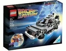 Lego 21103 Back to the Future incl. postage Morayfield Caboolture Area Preview