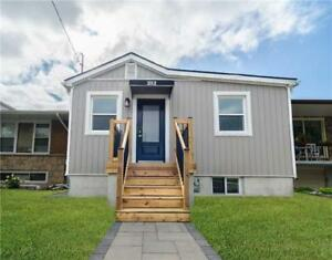 Gorgeous Newly Renovated Two Plus One Bedroom Home!