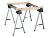 2x Stanley Storage FatMax Sawhorse Saw Horse Trestle Twin Pack STS175763
