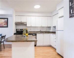 1 Bed + Den + Balcony, Well Laid Out Condo Is Located In Dwntwn
