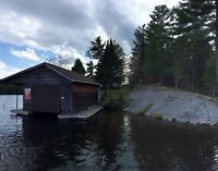 Own a Private Island on Lang Lake $229,000!