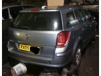 Vauxhall Astra Estate O/S Rear Light Breaking For Parts (2005)