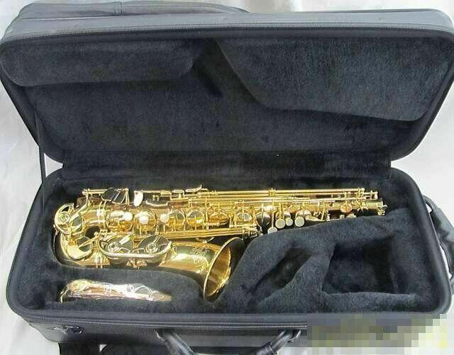 Alto Saxophone THE MARCATO Sophia Series Serial# 0021499 Eb Model # AL900GL JPN