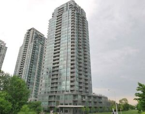 MASTER B/R IN LUXURY CONDO IN DOWNTOWN MISSISSAUGA - DEC 1