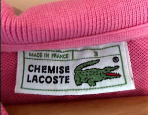 Mens Chemise Lacoste Pink Casual Short Sleeve Polo Shirt Tewantin Noosa Area Preview