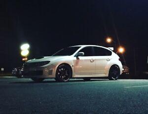 2010 Subaru Impreza WRX STi Hatchback