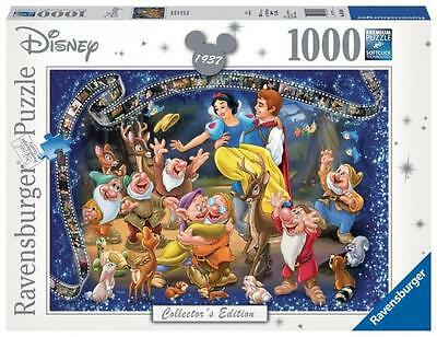 RAVENSBURGER DISNEY JIGSAW PUZZLE SNOW WHITE 1000 PCS #19674