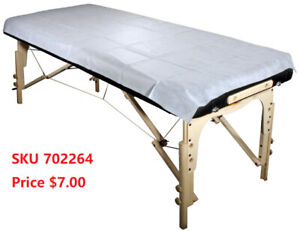 Disposable Washable Massage table face cradle sheet Cover