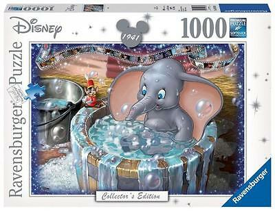 RAVENSBURGER DISNEY JIGSAW PUZZLE DUMBO 1000 PCS #19676