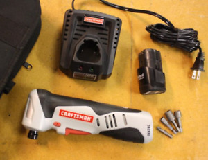 Craftsman right angle impact driver