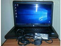 HP 650 Intel ® Core™ i3-2328M CPU @ 2.20GHz 4GB 500GB HDD Win 10 X64-based Processor Laptop