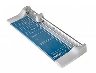 Dahle A3 Personal Trimmer 460mm Cutting Length/ 0.6mm Capacity - Blue